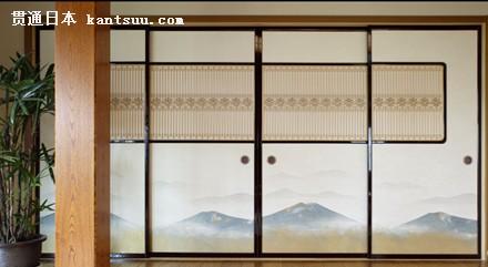 日本文化:走进日本传统房屋(3)(中日对照)