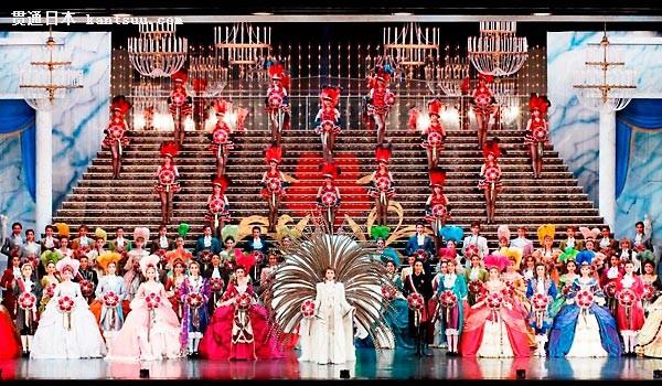 带你了解神秘的宝�V歌剧团
