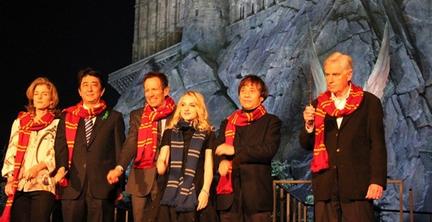 哈利•波特魔法世界7月登陆USJ SMAP就任大使