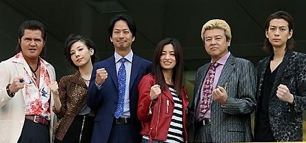 尾野真千子《极恶乱暴者》首集收视率13.6%