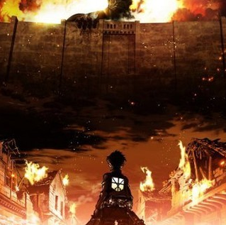 《进击的巨人》剧场版总集篇分前后篇上映