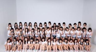 """AKB48新队伍""""TEAM8""""正式结成"""