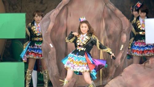 AKB48国立30日公演取消 大岛优子毕业典礼延期