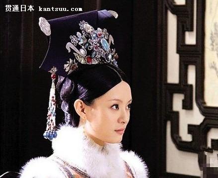 日本观众看《甄�执�》